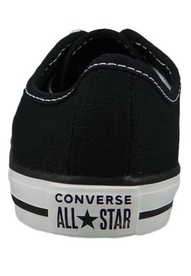 Converse Chucks 564982C Schwarz Chuck Taylor All Star Dainty GS Basic Black White Black – Bild 3
