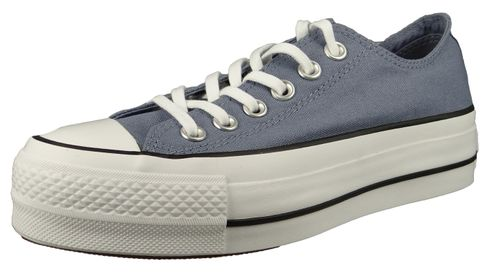 Converse Chucks Plateau Blau 564997C  Chuck Taylor All Star Lift - OX – Bild 1