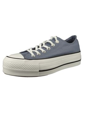 Converse Chucks Plateau Blau 564997C  Chuck Taylor All Star Lift - OX – Bild 2