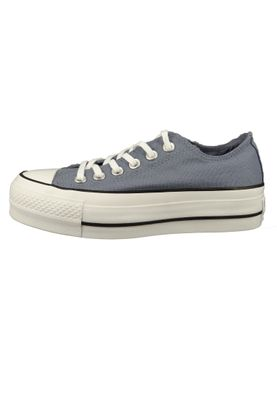 Converse Chucks Plateau Blau 564997C  Chuck Taylor All Star Lift - OX – Bild 3