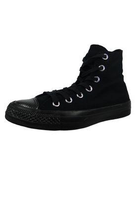 Converse Chucks Schwarz 565200C Chuck Taylor All Star Stargazer HI Black Black Black – Bild 1