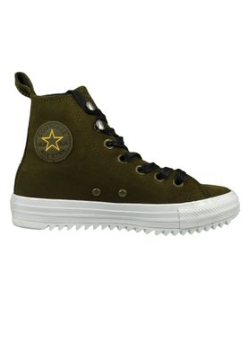 Converse Chucks Olive 565238C Chuck Taylor All Star Hiker Final Frontier HI - Surplus Olive White Blk – Bild 3