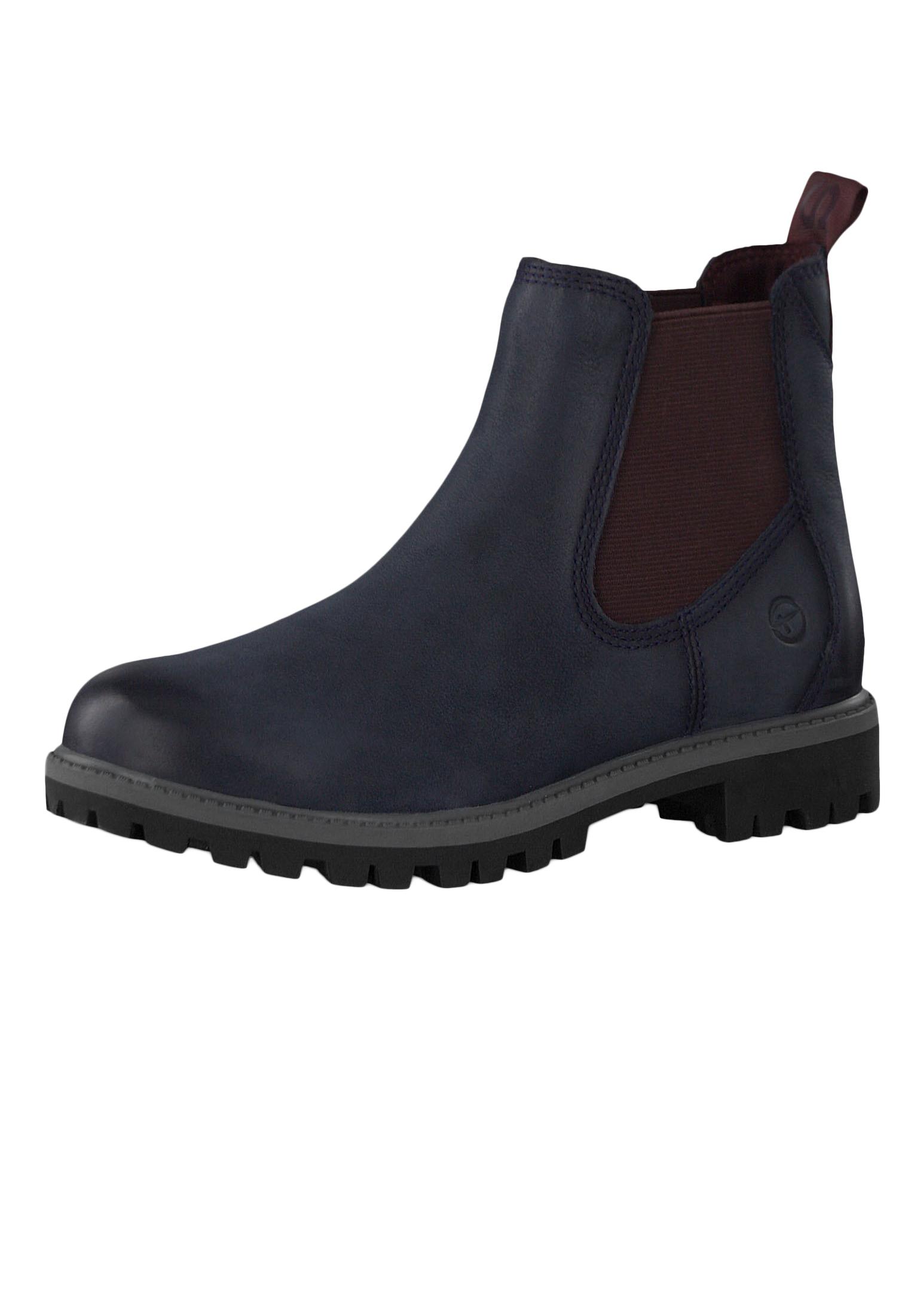 Tamaris 1 25401 23 817 Damen Stiefelette Chelsea Boots