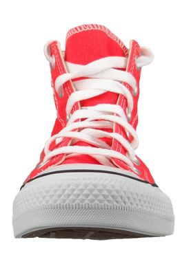 Converse Chucks Rot 166264C Chuck Taylor All Star Seasonal HI - Bright Crimson – Bild 5