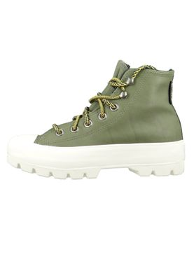 Converse Chucks Olive 566154C Chuck Taylor All Star Lugged Winter Boot HI - Field – Bild 2