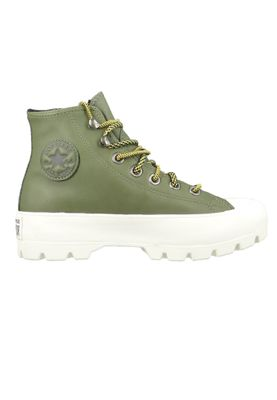 Converse Chucks Olive 566154C Chuck Taylor All Star Lugged Winter Boot HI - Field – Bild 4