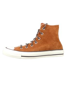 Converse Chucks 566563C Warmfutter Chuck Taylor All Star HI - Cinnamon Egret Black – Bild 2