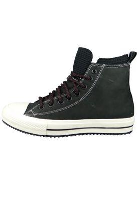 Converse Chucks Schwarz 166607C Chuck Taylor All Star WP Boot - HI - Black – Bild 6