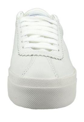 Superga Schuhe Damen Sneaker S00GV50 2854 LEAW Weiss White – Bild 5