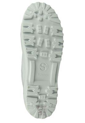 Superga Schuhe Damen Sneaker S00GXG0 2341 COTU Weiss White – Bild 6