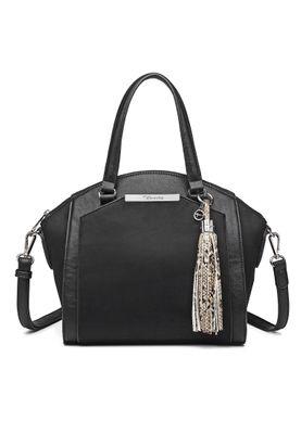Tamaris Tasche Mirela Handbag Bag Schultertasche Schwarz Black