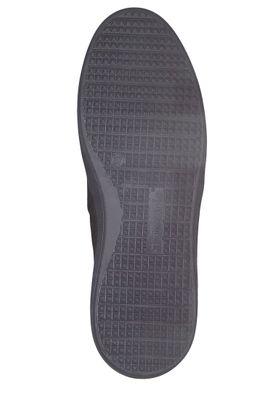 Tamaris 1-24708-23 005 Damen Sneaker Halbschuhe Leder Black Lea Uni Schwarz – Bild 4