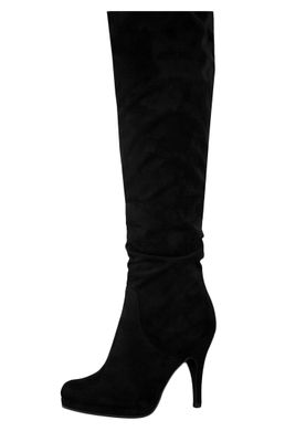 Tamaris 1-25511-21 001 Women's Black Black Boots Long boots with TOUCH-IT sole and stretch shaft – Bild 1