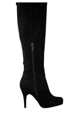 Tamaris 1-25511-21 001 Women's Black Black Boots Long boots with TOUCH-IT sole and stretch shaft – Bild 2
