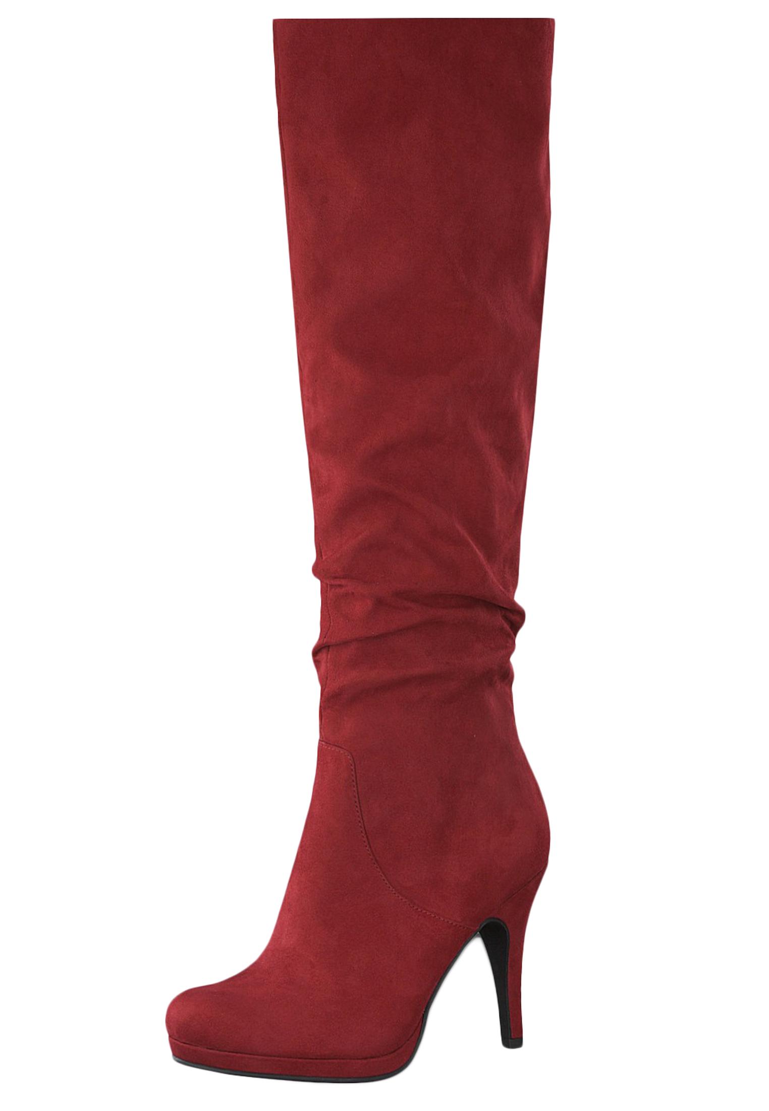 Details zu Tamaris 1 25524 23 Schuhe Damen Overknee Stiefel Langschaft