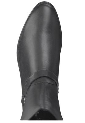 Tamaris 1-25534-23 001 Damen Stiefel in Reiterstiefel-Optik Black Schwarz – Bild 3