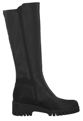 Tamaris 1-25511-21 001 Women's Black Black Boots Long boots with TOUCH-IT sole and stretch shaft – Bild 4