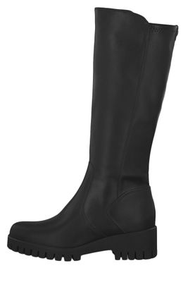Tamaris 1-25511-21 001 Women's Black Black Boots Long boots with TOUCH-IT sole and stretch shaft – Bild 5