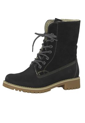 Tamaris 1-26443-21 341 Womens Taupe Brown Lace-Up Boot Lace-Up Boots with Warmlining and Primaloft – Bild 2