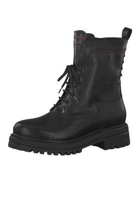 Tamaris Lace-Up Boots Lace-Up Boots with Warm Lining and Primaloft Black 1-26443-29 001 Black – Bild 1