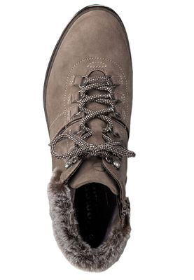 Tamaris 1-26443-21 341 Womens Taupe Brown Lace-Up Boot Lace-Up Boots with Warmlining and Primaloft – Bild 6
