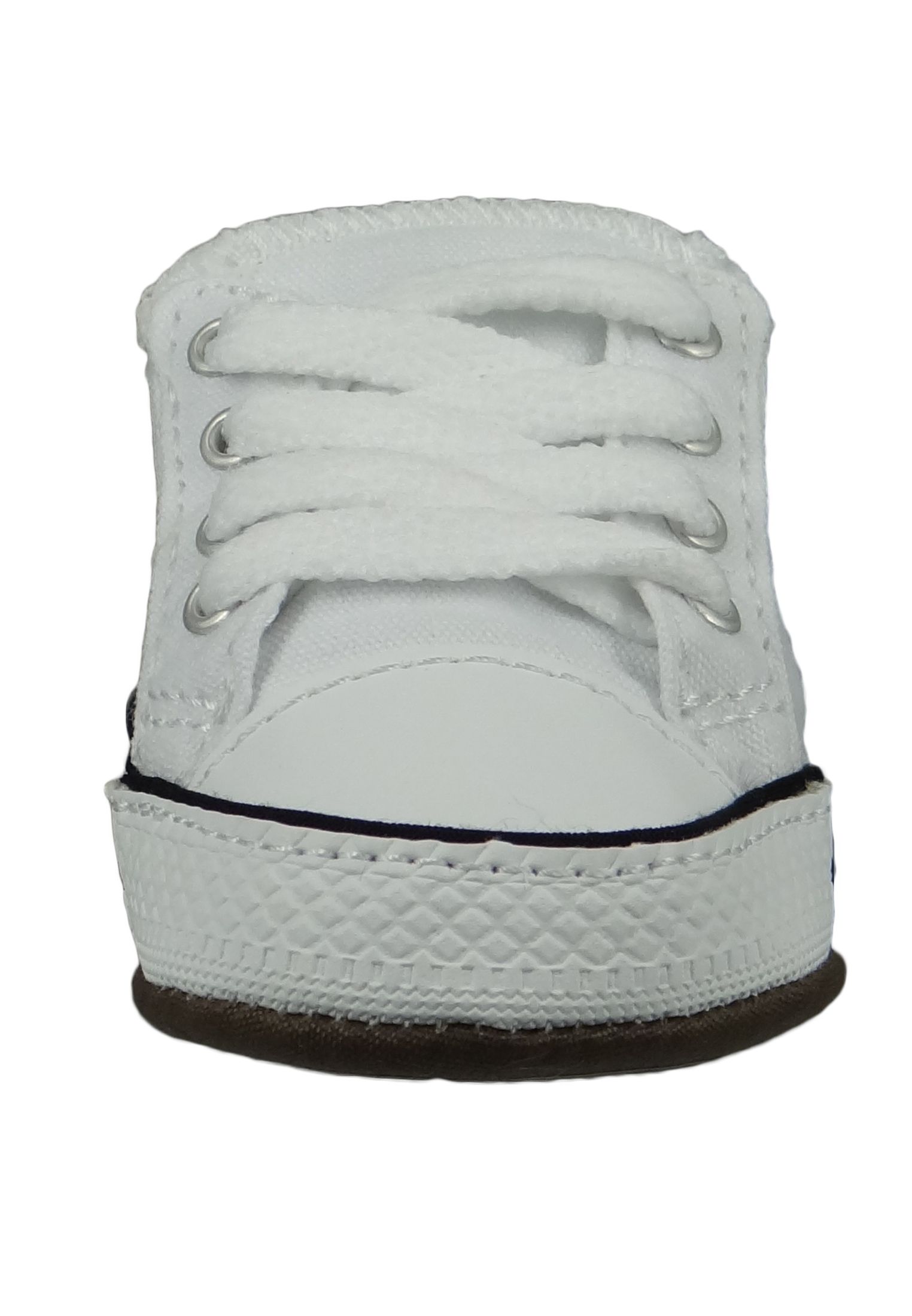 Converse Baby Chucks Weiss Chuck Taylor All Star White Natural Ivory White