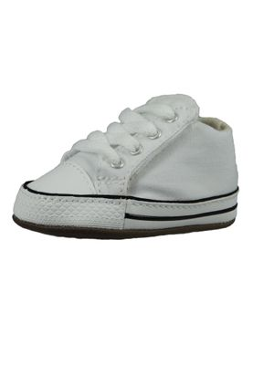 Converse Baby Chucks Weiss Chuck Taylor All Star White Natural Ivory White – Bild 1