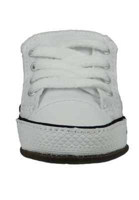 Converse Baby Chucks Weiss Chuck Taylor All Star White Natural Ivory White – Bild 6
