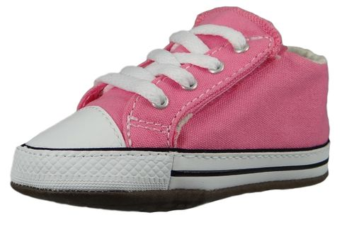 Converse Baby Chucks Pink Chuck Taylor All Star Pink Natural Ivory White – Bild 1
