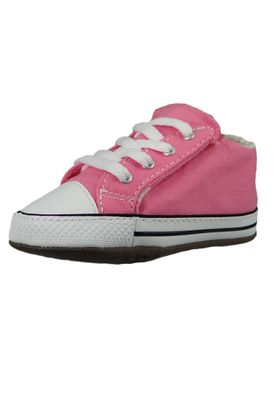 Converse Baby Chucks Pink Chuck Taylor All Star Pink Natural Ivory White – Bild 1