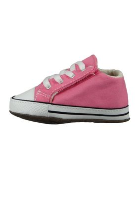 Converse Baby Chucks Pink Chuck Taylor All Star Pink Natural Ivory White – Bild 3