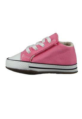 Converse Baby Chucks Pink Chuck Taylor All Star Pink Natural Ivory White – Bild 3