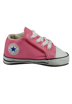 Converse Baby Chucks Pink Chuck Taylor All Star Pink Natural Ivory White – Bild 4