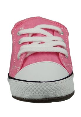 Converse Baby Chucks Pink Chuck Taylor All Star Pink Natural Ivory White – Bild 6