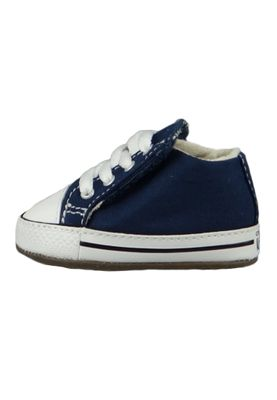 Converse Baby Chucks Blau Chuck Taylor All Star Cribster Canvas Color - Mid Navy Natural Ivory White – Bild 2