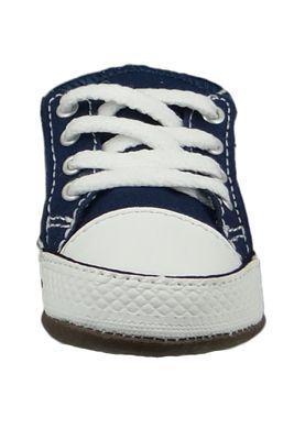 Converse Baby Chucks Blau Chuck Taylor All Star Cribster Canvas Color - Mid Navy Natural Ivory White – Bild 6