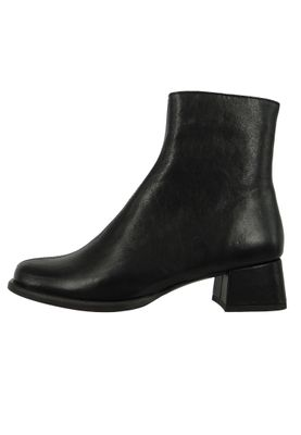 Neosens Damen Leder Stiefelette Ankle Boot Alamis Black Schwarz S-3037 – Bild 3