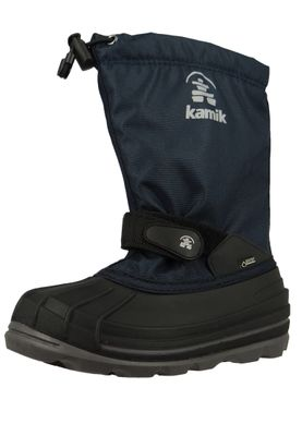 Kamik Kids Winter Boots Waterbug8G Gore-Tex Lined Boots NF4805 Gray Charcoal – Bild 1