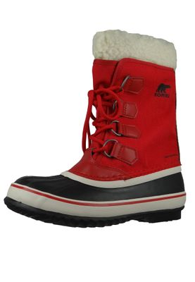 Sorel Damen Winterstiefel Boot Winter Carnival Rot Mountain Red NL3483-613 – Bild 1