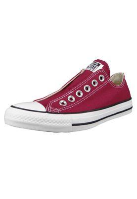 Converse Chucks Weinrot 166767C Chuck Taylor All Star Slip - Slip Rose – Bild 1