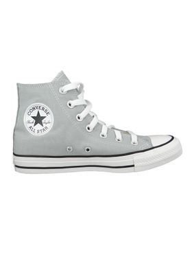 Converse Chuck Grau 166705C Chuck Taylor All Star Seasonal HI Wolf Grey – Bild 3