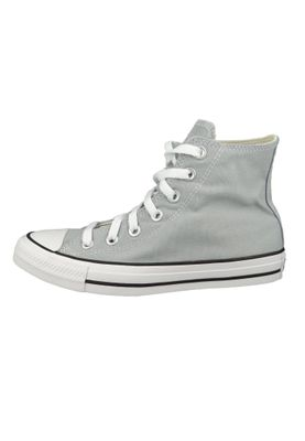 Converse Chuck Grau 166705C Chuck Taylor All Star Seasonal HI Wolf Grey – Bild 6
