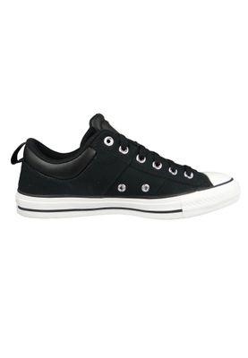 Converse Chuck Schwarz 166963C Chuck Taylor All Star CS OX Black White Black – Bild 5
