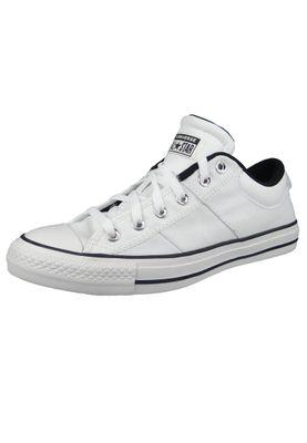 Converse Chuck Weiß 166964C Chuck Taylor All Star CS OX White White Black – Bild 2