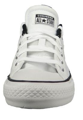 Converse Chuck Weiß 166964C Chuck Taylor All Star CS OX White White Black – Bild 6