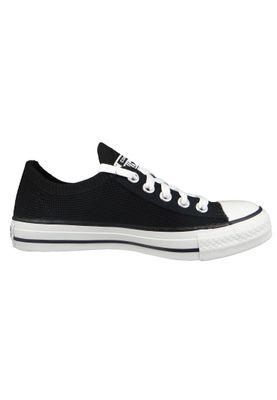Converse Chuck Schwarz 166991C Chuck Taylor All Star Knit - OX Black White Black – Bild 5