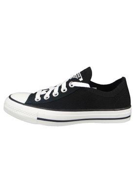 Converse Chuck Schwarz 166991C Chuck Taylor All Star Knit - OX Black White Black – Bild 3