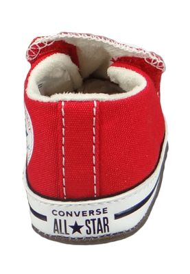 Converse Baby Chucks Rot Chuck Taylor All Star Cribster Mid University Red – Bild 4