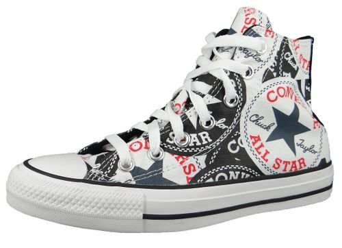 Converse Chucks 163380C Black One Star OX Black Black Black – Bild 1
