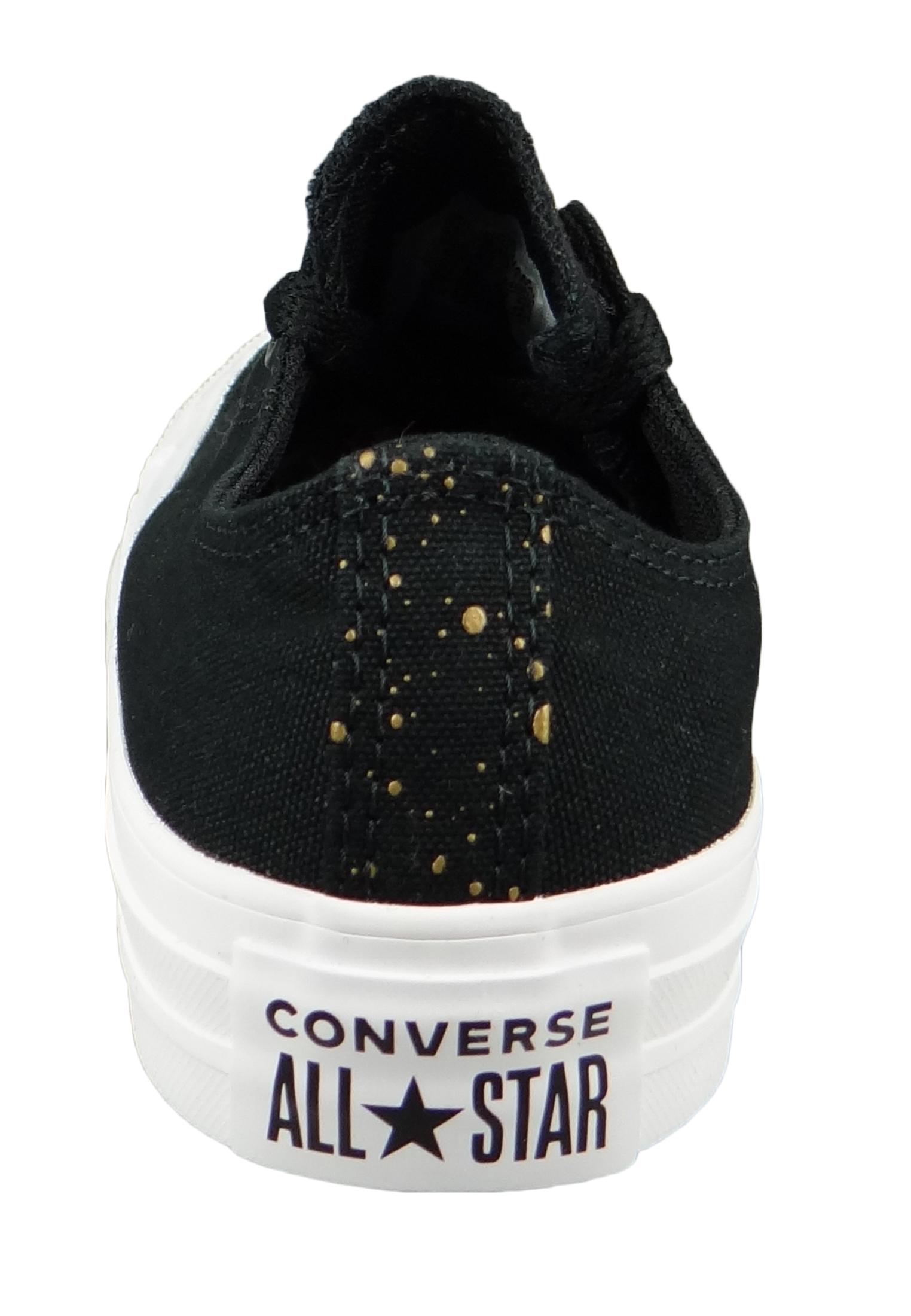 Converse Chuck Schwarz 167225C Chuck Taylor All Star OX
